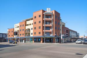 Boulevard Apartments.