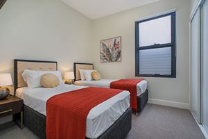 The Third Bedroom at Civic Park Apartments