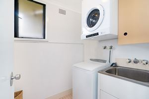 The Laundry of Flagstaff Apartment